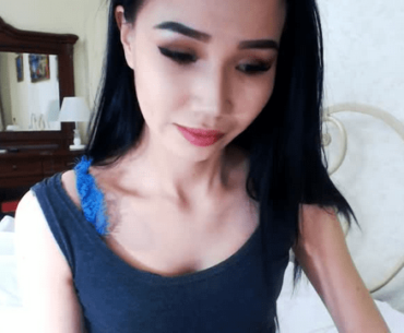 Asian girl on My Teen Webcam